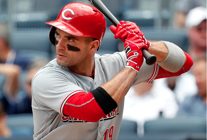Joey Votto's Awesome MLB Network Interview