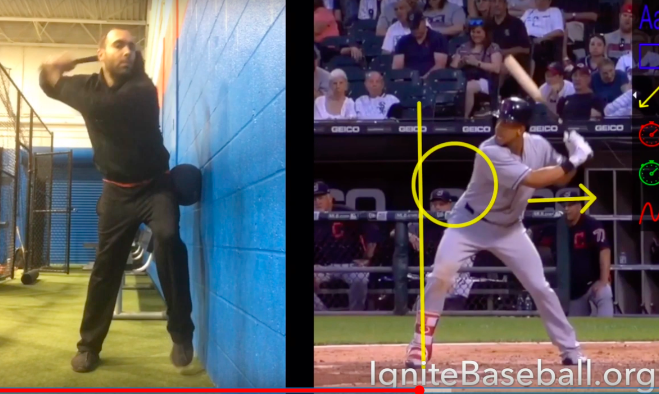 Michael Brantley Swing Breakdown and Drill Giveaway